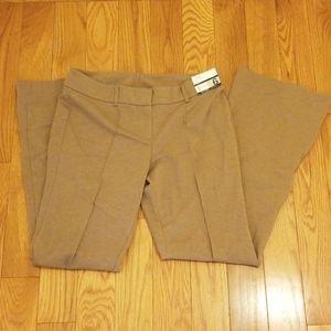 NWT - Ny&C City Knit Fit & Flare Pants